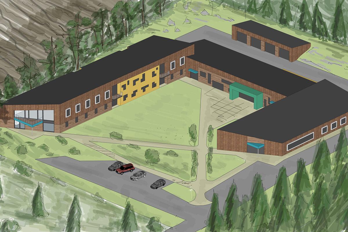 Forslag til Sørli Folkehøgskole
