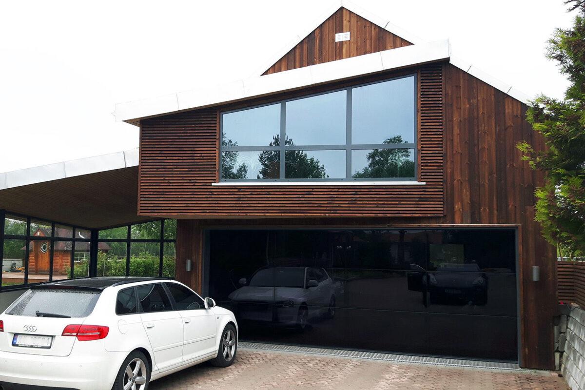 Ombygging hus og garasje